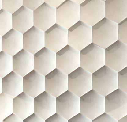 3d wandpaneele hexagon g nstig kafuen bei. Black Bedroom Furniture Sets. Home Design Ideas