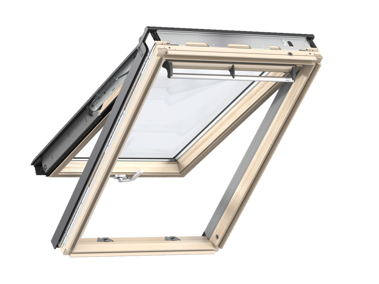 roof window velux gpl 3066 pine finish