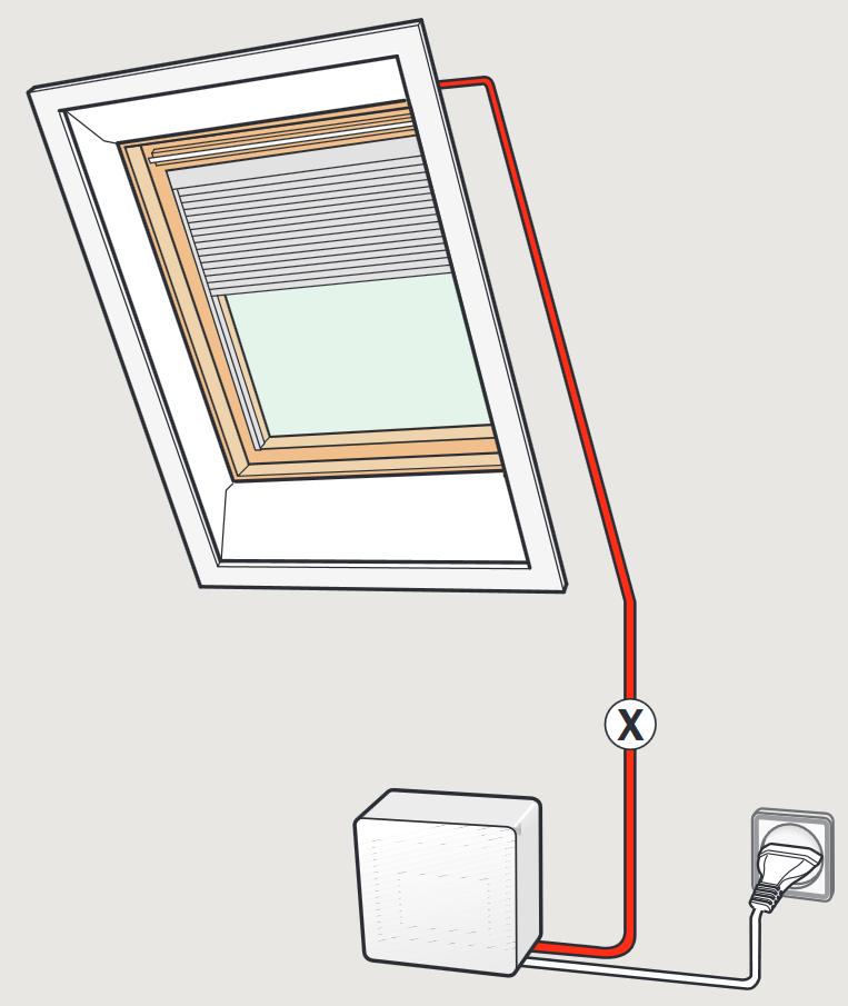 steuersystem velux integra kux 110. Black Bedroom Furniture Sets. Home Design Ideas