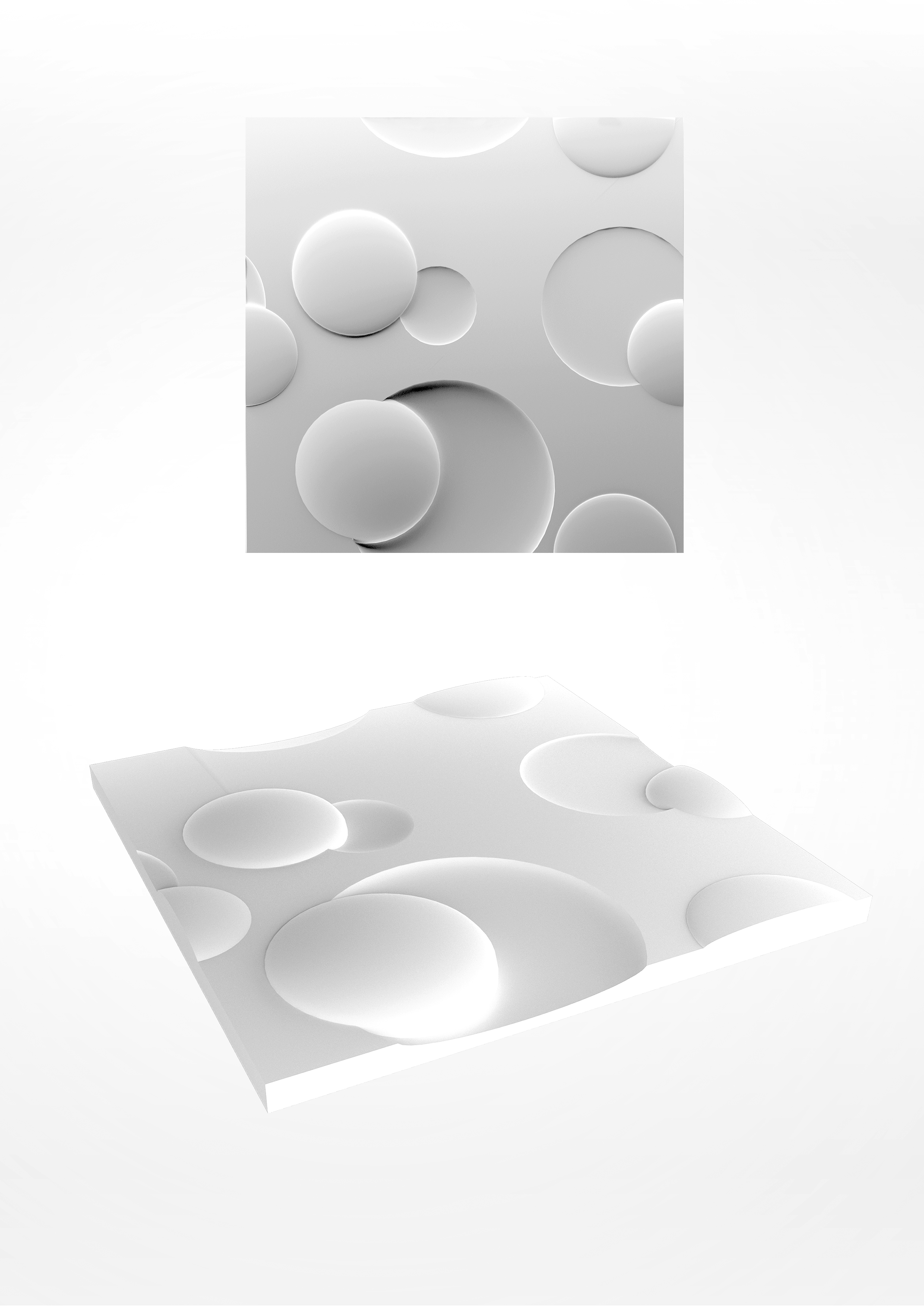 circle 3 d wanpaneele g nstig online kaufen. Black Bedroom Furniture Sets. Home Design Ideas