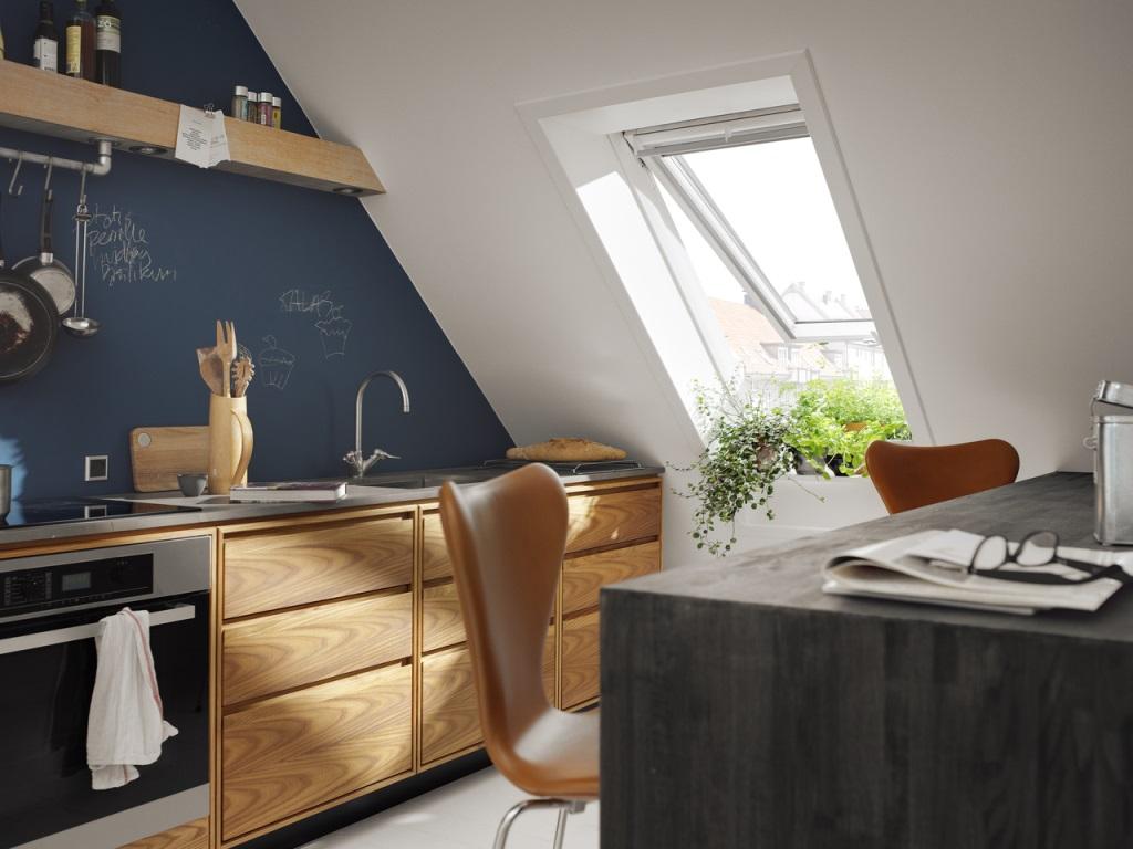 dachfenster velux gpu 0070. Black Bedroom Furniture Sets. Home Design Ideas