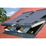 Netzmarkise AMZ für FAKRO Dachfenster