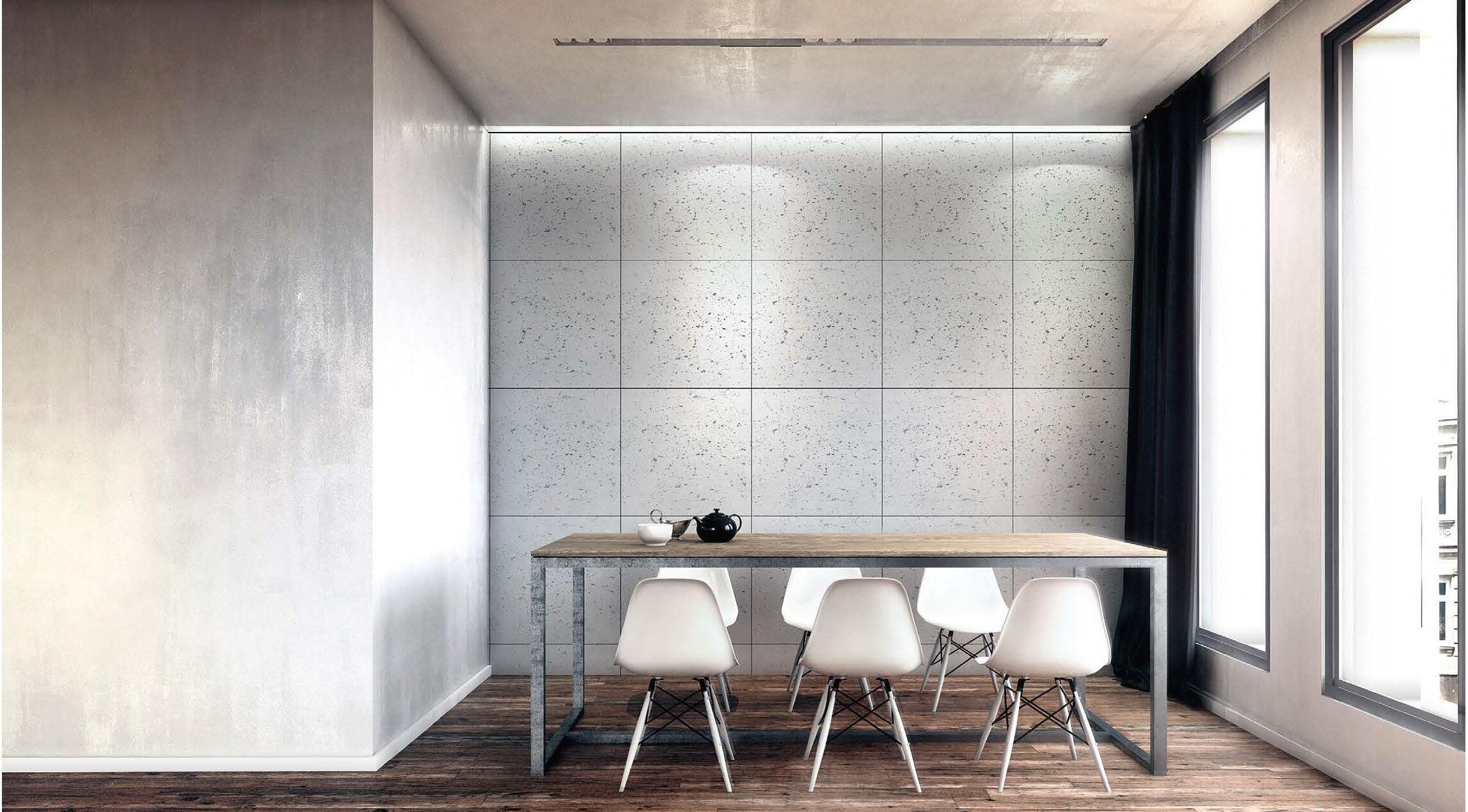 betonoptik wandpaneele aus gips industrio g nstig kaufen. Black Bedroom Furniture Sets. Home Design Ideas