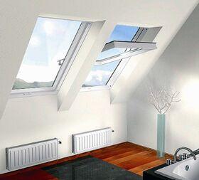 Dachfenster aus Kunststoff OptiLight TLP