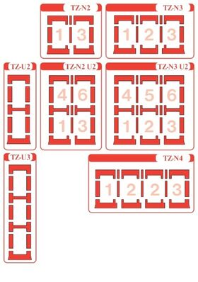 Kombi Eindeckrahmen für OptiLight Dachfenster